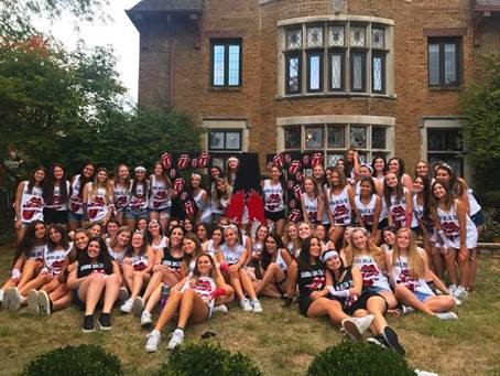 Our 2021 Pledge Class!
